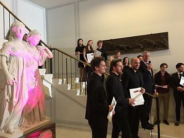 Januar 2017 Mendelssohn-Bartholdy Hochschulwettbewerb 2017