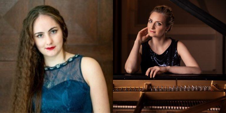 Ekaterina Chayka-Rubinstein und Maria Yulin, Mezzosopran und Klavier