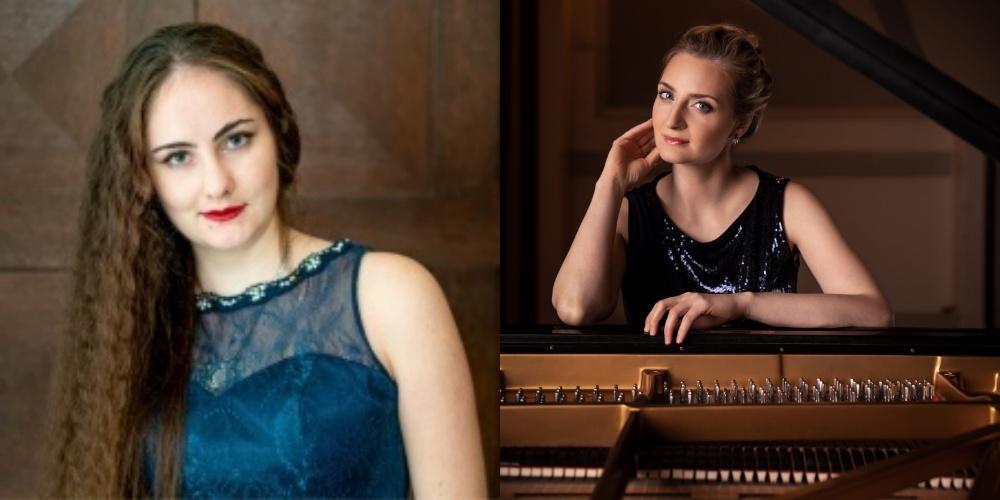 Read more about the article Ekaterina Chayka-Rubinstein und Maria Yulin, Mezzosopran und Klavier